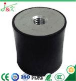 Bell-Shaped резиновый буфер с оцинкованной стали для амортизатора