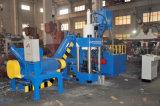 Pressionar o bloco de alumínio da microplaqueta do ferro de sucata que faz a máquina