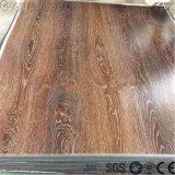 Plancher desserré en bois bon marché de Lvt de configuration pour des hôpitaux