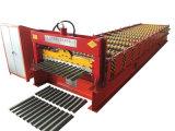 油圧金属の機械を形作る波形の屋根瓦