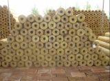 Стеклянная вата (10-96kg/m3) с превосходной трубой термоизоляции качества