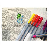 Service d'impression de livres de coloriage pour enfants / adultes (jhy-340)