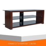 Zahnstange des MDF-Glas-Fernsehapparat-Tabelle Fernsehapparat-Standplatz-/Fernsehapparat