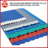 Стальной Prepainted PPGI катушки стальных листа крыши