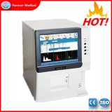 LCD van de Kleur van de Stabiliteit van China de Hoge 3-deel Apparatuur van de Diagnose van de Analysator van de Hematologie