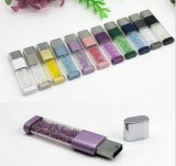 Jóias USB Flash Pen Drive com logotipo impresso
