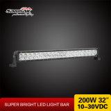200W barra chiara del CREE LED della jeep fuori strada della barra chiara
