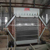 Volle automatische heiße Presse-Maschine für Furnierholz-/New-Entwurfs-heiße Presse-Maschine