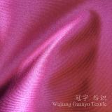 Poliéster 100% de imitação da tela de seda de matéria têxtil Home para a cortina