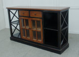 Cabinet squisito Antique Furniture con Drawers