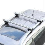 Cremagliera di bagagli del tetto dell'automobile fatta da alluminio per le automobili universali