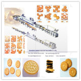 Biscuits durs et mous automatique Making Machine, Cookie de ligne de production