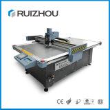 Cartão ondulado da caixa da caixa que faz a máquina o cortador de papel