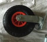 Drehende Fußrollen-Rad-schwere Eingabe 10 '' x3.00-4