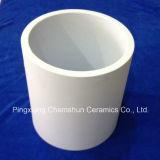 Цилиндр высокого глинозема Chemshun керамический от поставщика подкладки трубы