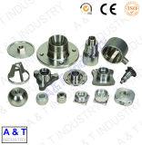 CNC Aangepaste Zink Geplateerde Delen van Machines Precisionyellow