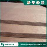 /Okoume Bintangor /Pine /Álamos /comercial de muebles de madera contrachapada de Sapele