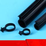 Juntas de caucho de silicona resistente al agua en forma de juntas de puerta para automoción