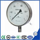 Medidor de Pressão de aço inoxidável com preço de fábrica