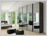 Miroir argenté clair/coloré de sûreté de miroir avec le film de PE/film tissé de tissu/film de vinyle