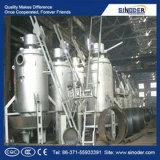 L'iso, Ce ha approvato il gassificatore del gas di carbone, generatore del gas di gasogeno
