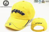 O golfe profissional do chapéu de basebol do bordado da alta qualidade ostenta o tampão