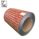Ral9006 SPHC Grade Revêtement de couleur de la bobine d'acier galvanisé