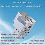 Kundenspezifische Aluminiumselbstmaschinen-Reserve CNC Fräsmaschine-Metalteile