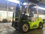 3500kgディーゼル一人乗り二輪馬車のElevateurのフォークリフト