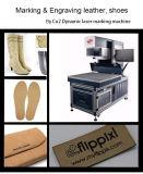 Dynamique en cuir de CO2 de la machine de gravure de marquage laser 800x800 180W 250W