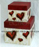 Настраиваемые высокого качества картона шоколад подарочная упаковка с лентой