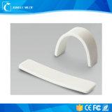 Étiquette imperméable à l'eau de blanchisserie de fréquence ultra-haute d'IDENTIFICATION RF chaude de vente