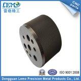 Eisengute Knurling-Oberflächen-Stahlfertigstellung (LM-009)