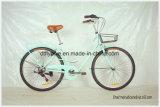 26inch holländisches Fahrrad, Strand-Fahrrad, Shimano 6speed, Stadt-Fahrrad