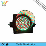 Multi Red Green 200mm Road Safety LED Traffic Signal Light