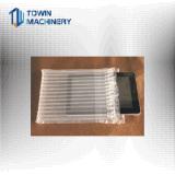 Empaquetadora del aire de la columna del almacenador intermediaro del bolso de la empaquetadora de los productos inflables de la cerámica
