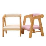 Cadeira de criança em madeira maciça