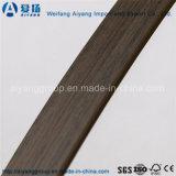 Кольцевание края PVC деревянного зерна/сплошного цвета для мебели Idoor