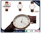 2015 Custom Logo Relógio de pulso especial / faixa de couro (DC-1433)