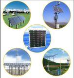 200W TUV/Ce/IEC/Mcs anerkannte schwarze monokristalline Solarbaugruppe