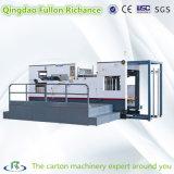 Machine de découpage automatique de Flaten pour le carton de papier