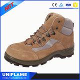 Chaussures en acier légères de sûreté de femme de chapeau de tep, chaussures de travail d'hommes Ufa098