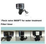 Fleck mécanique de la vanne automatique 5600ft pour système de filtration