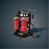High-Solids carros del filtro de aceite de contenido