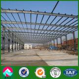 Almacén de la estructura de acero del bajo costo de China con alta calidad