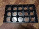 15 PS van cellen Dienblad van de Verpakking van het Dienblad van de Pot van de Bloem van Palstic van het Dienblad van het Zaad het Plastic