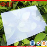 Feuille de dispersion légère de polycarbonate pour la feuille de solide de lampe de DEL