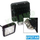 24W 4.3Inch Auto LED da Lâmpada da Luz de Trabalho com LEDs Epistar
