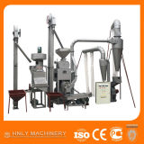 Gute Leistungbrown-Reis-Fräsmaschine mit bestem Service