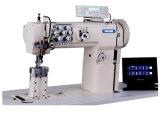 Lit double aiguille de poste informatisé d'ornement Machine à coudre de couture